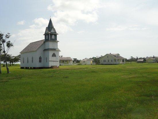 Portsmouth Village: Church