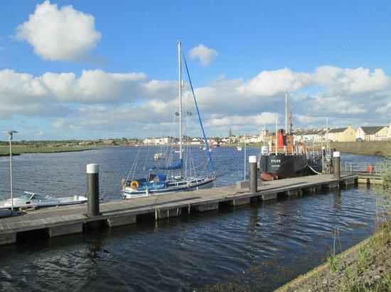 Marina Inn: Harbourside