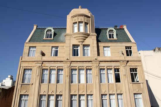 Moreno Hotel Buenos Aires: Facade