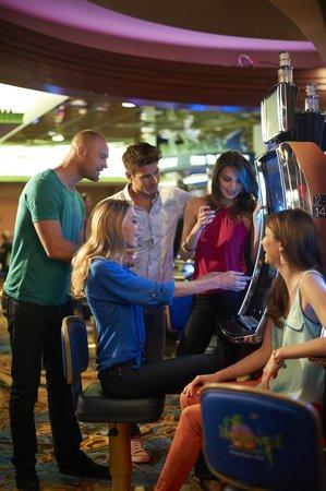 Resorts Casino Hotel: Margaritaville Slot Area