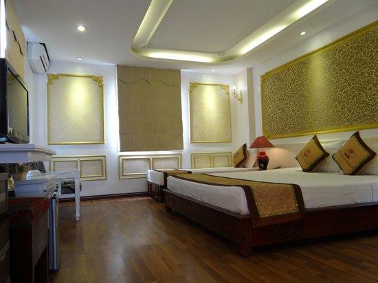 Thai Son Grand Hotel : Thaison Palace Hotel, hanoi