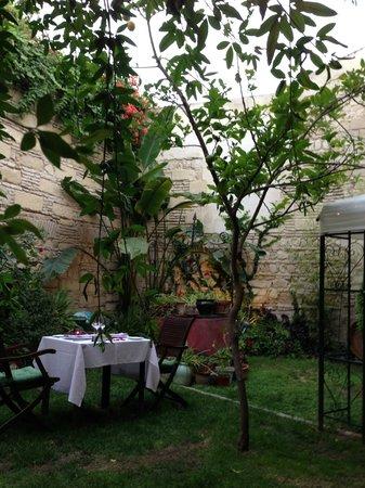 Restaurante Sabores: Garden