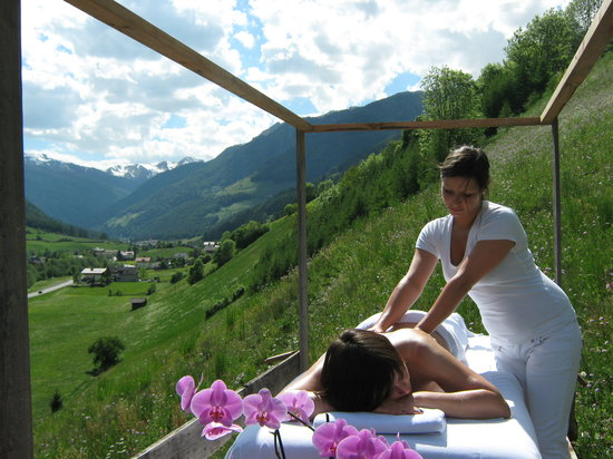 Gourmet Alpin Hotel Sonnleiten: Massage