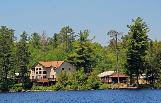 Kipawa, Canada: Lodge