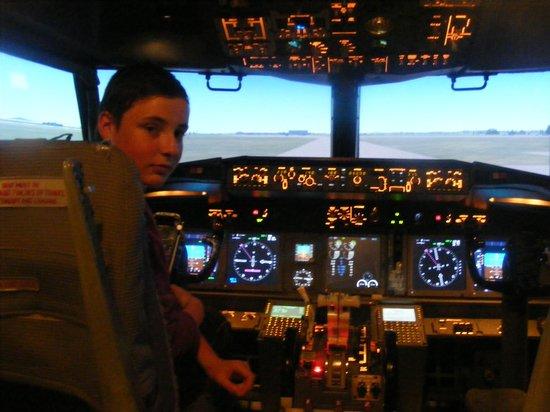 Atlantic Airventure: 737 next gen sim