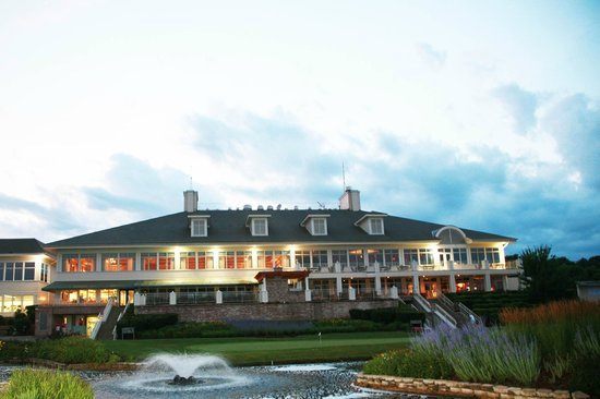 Geneva National Golf Club: Clubhouse