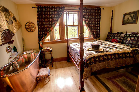 Cobblestone Bed and Breakfast: Love At First Site
