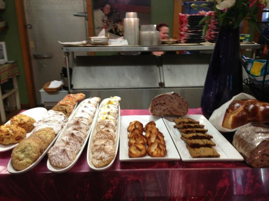 Fresh Homemade Breads and Pastries - Picture of Dana\'s Kitchen ...