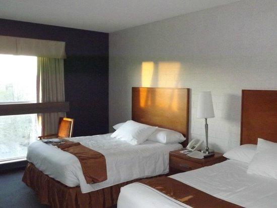 Norwood Hotel: Wat een heerlijke kamer.