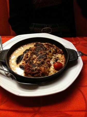 Barberousse : lasagne
