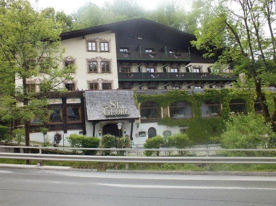 Hotel St. Georg: Hotel St Georg