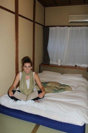 Ryokan Katsutaro: cozy ryokan, bedroom