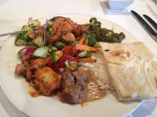 Nawab Indian Cuisine: Add a caption