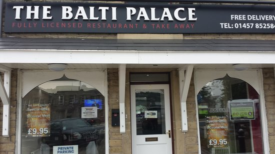 The Balti Palace