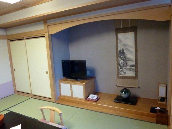 Oike Hotel Honkan: habitacion
