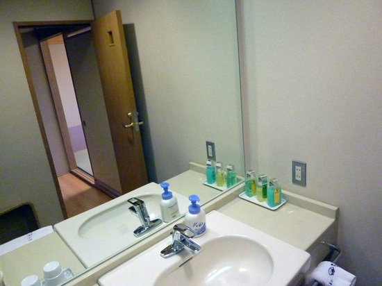 Oike Hotel Honkan: baño