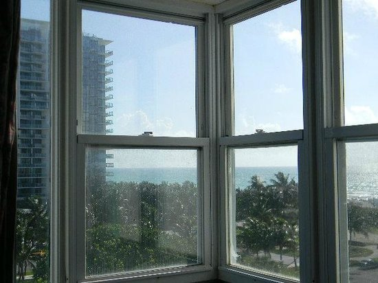 Seagull Hotel Miami South Beach: wall of windows