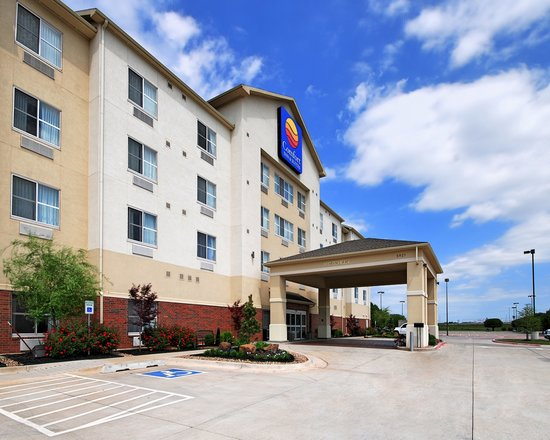 Comfort Inn & Suites Oklahoma City West - I-40: Exterior