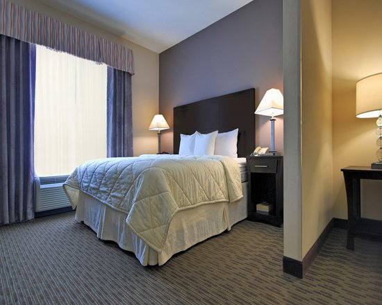 Comfort Inn & Suites Oklahoma City West - I-40: King Suite