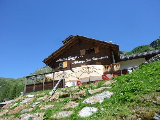 Aalts Dorf : Hotel, struttura principale