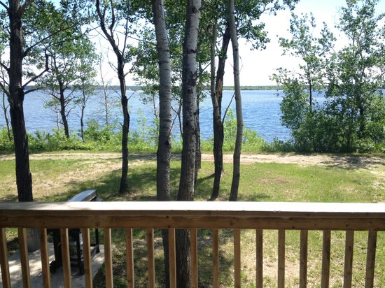 Gull Harbour Marina and Lighthouse Inn: View from 4 Plex