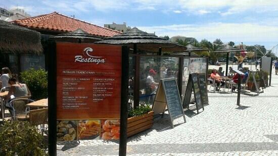 Restinga Ria: amazing fresh food