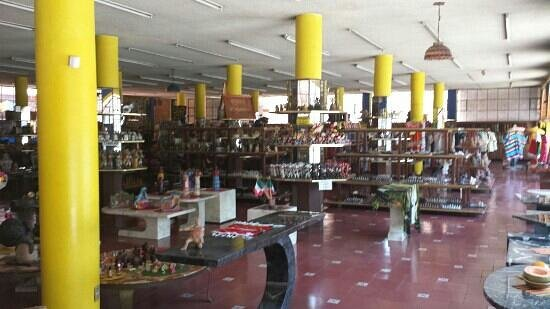 Artesanias Plaza San Juan: great place