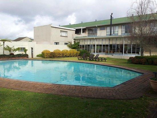 Graskop Hotel: The pool