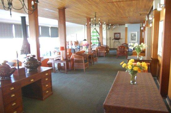 Graskop Hotel: Lounge