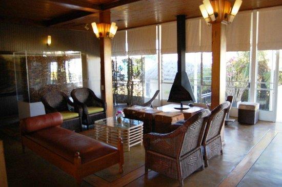 Graskop Hotel: Ground floor lounge