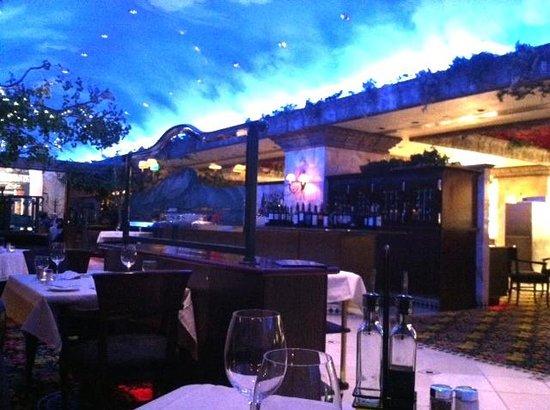 Restaurante Orozko at John Ascuaga's Nugget : Orozko at Nugget Casino Sparks NV