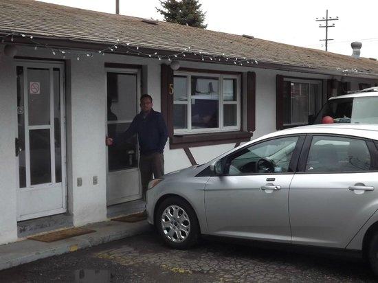 Old Country Motel: Onze kamer