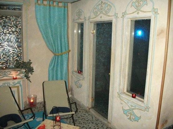 International Guest House - Fermati che e tardi!: Bagno Turco