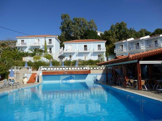 Pelagos Bay Hotel: pool