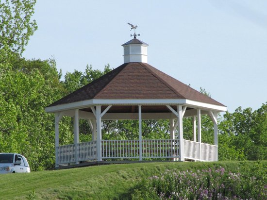 Conneaut Township Park: Gazebo