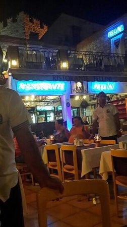 Fellini Restaurant: fellini