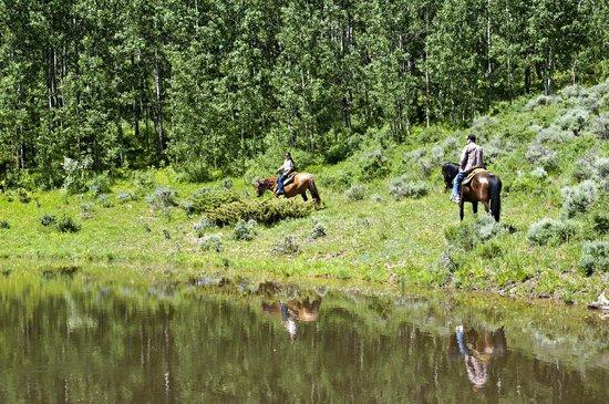 Rusty Spurr Ranch: Beautiful