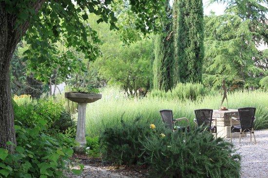 Le Clos Des Freres Gris : Garten