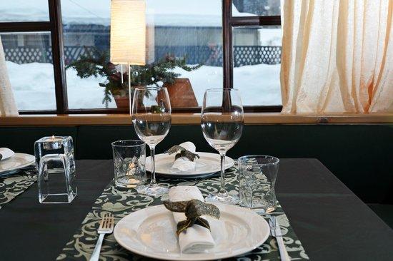 Apartmaji Kaja: Dining