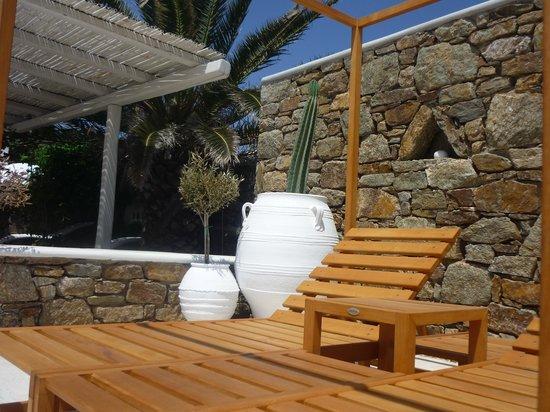 Ftelia Bay Boutique Hotel: Pool
