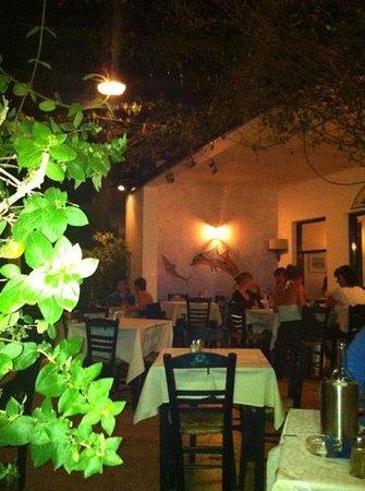 Imerovigli Tavern: best kitchen in santorini