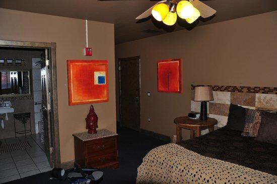 La mia camera da letto - Picture of Luxx Hotel, Santa Fe - TripAdvisor