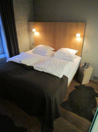 Hotel Brosundet: Bedroom
