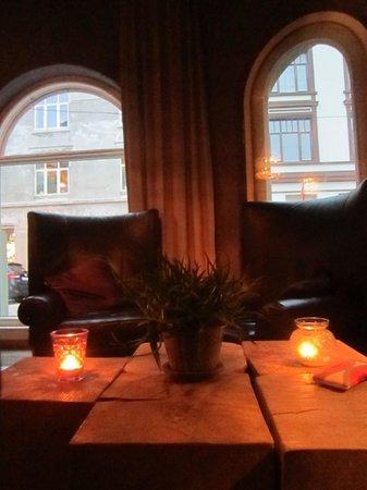 Hotel Brosundet: Bar