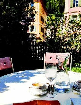 Piz Linard: im Garten