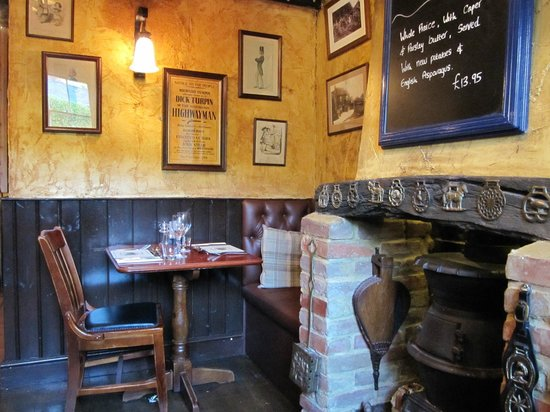The Black Horse Inn: Willkommen zum Essen - welcome for dinner