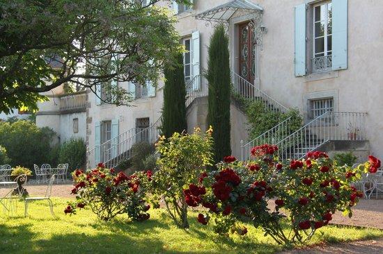 Domaine Saint Pierre de Trapel: Das Anwesen