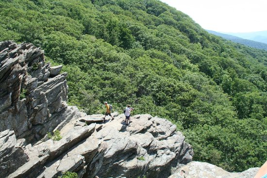 Humpback Rocks Visitor Center and Mountain Farm: Another view