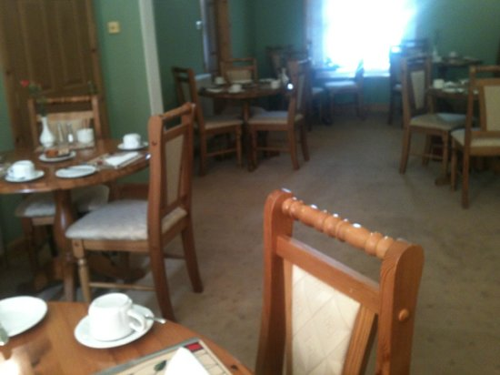 The Piper's Lodge : Dining Room