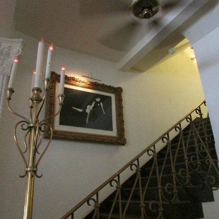 Park Hotel of Hot Springs: Marilyn Monroe Staircase